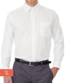 Shirt Oxford Long Sleeve /Men