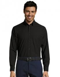 Herren Oxford-Langarmhemd Boston